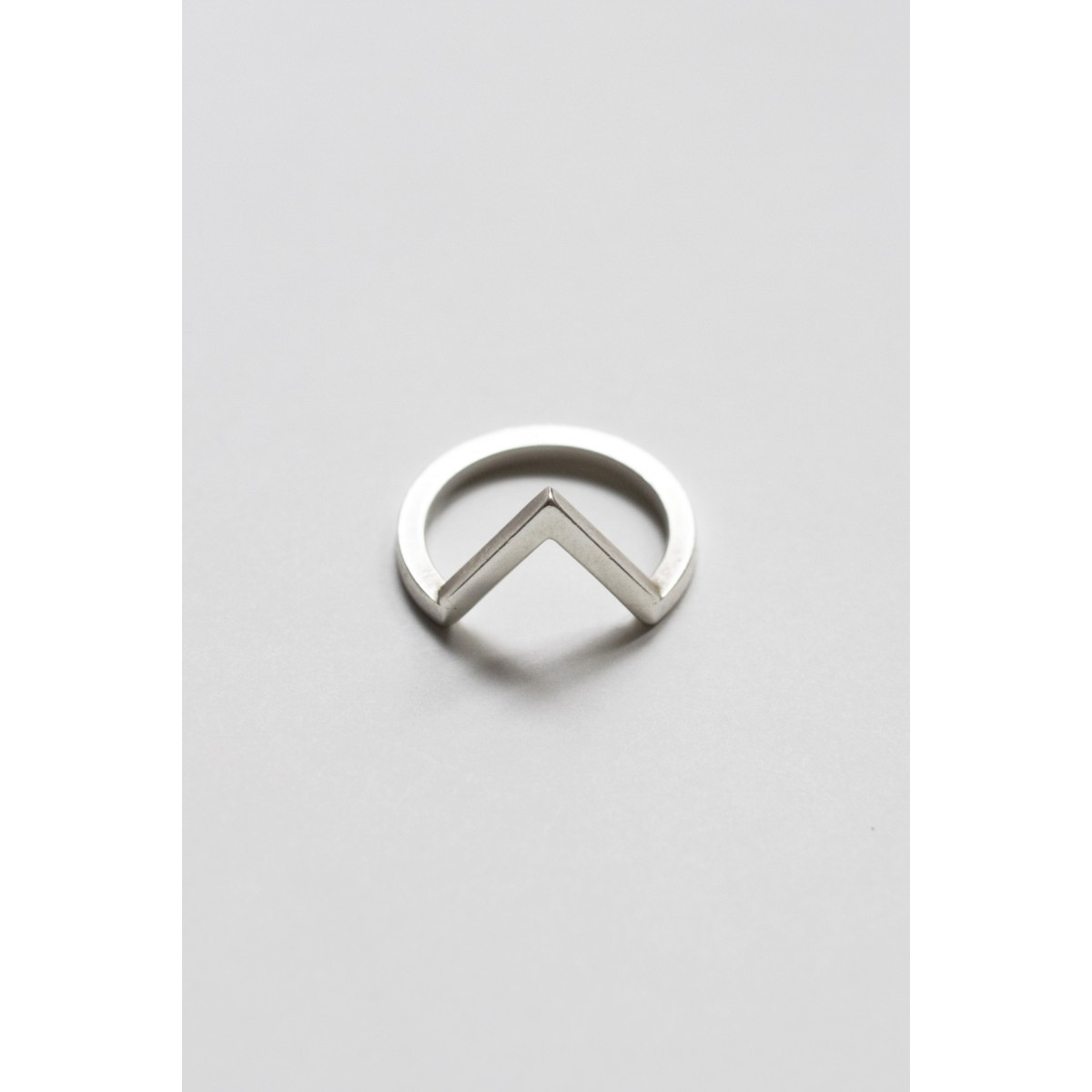 "puur.jewellery Ring ""triangle no.3"""