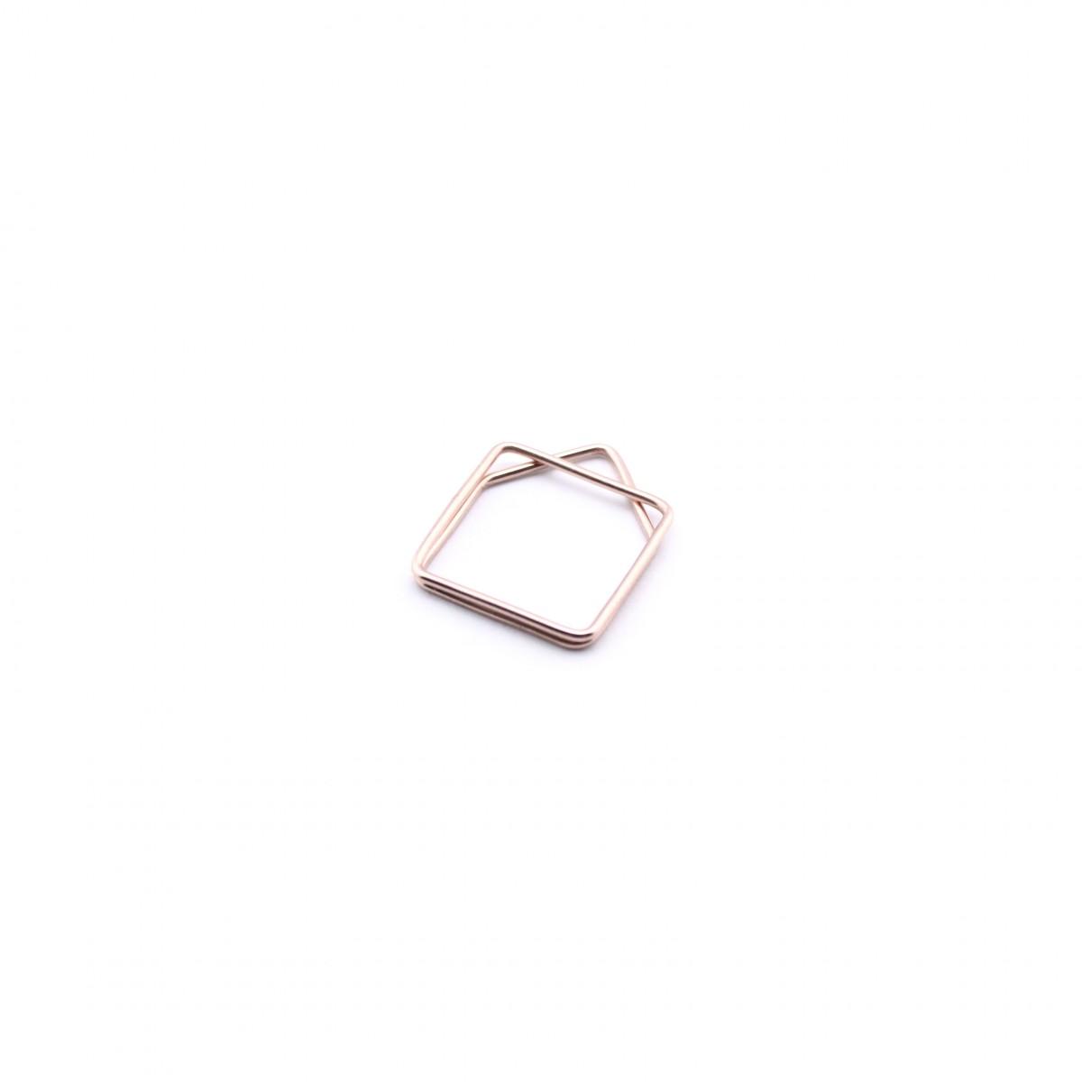 """""""STARSOME"""" Ring Set in ROSÈGOLD von Weiskönig Jewelry"""