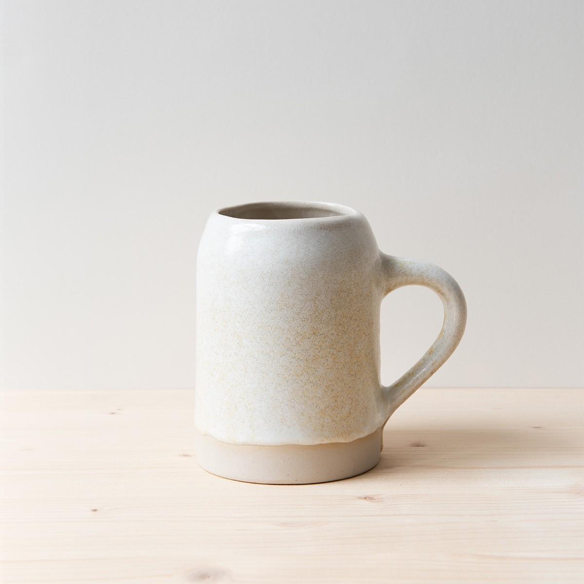 Studio Tonbo Mug Bierkrug 500ml Creme