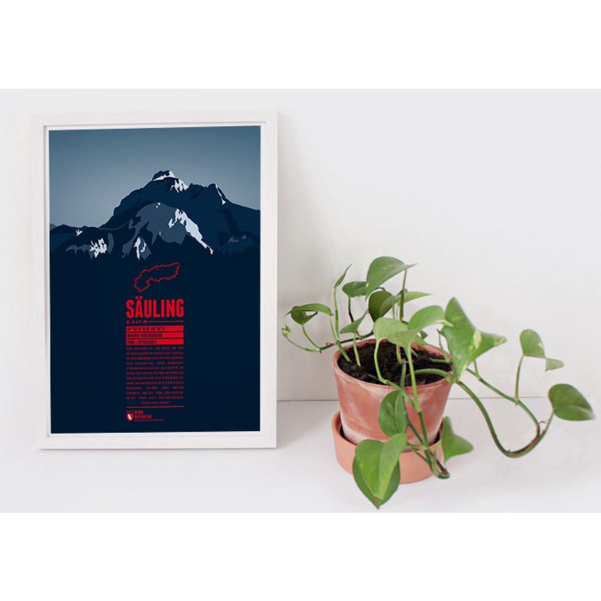 Säuling - Bergdruck
