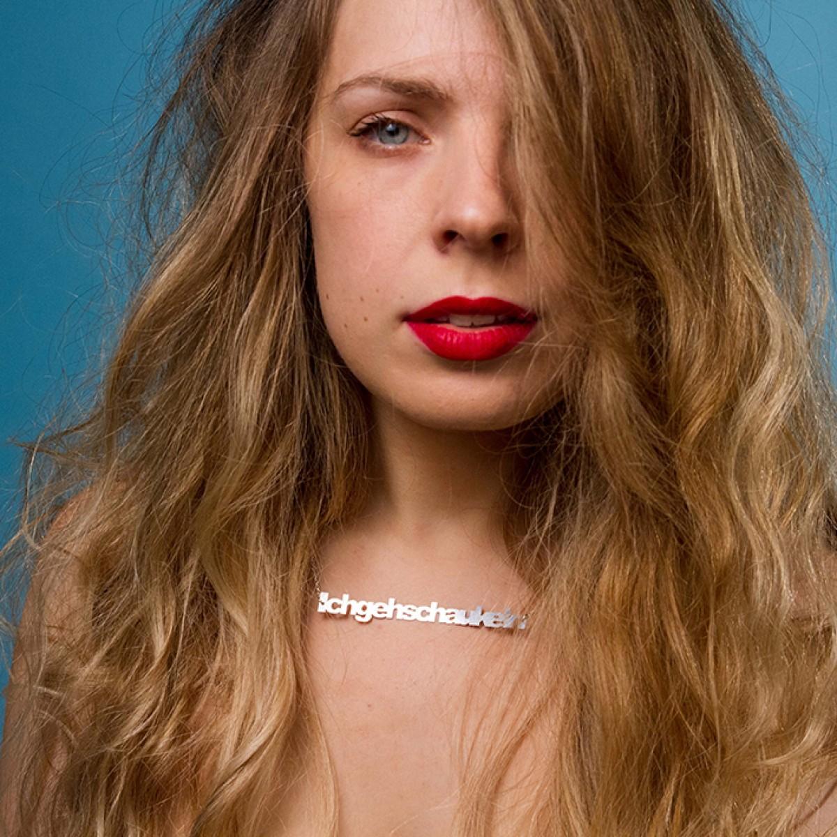 haloa jewellery SCHAUKELN I Halskette