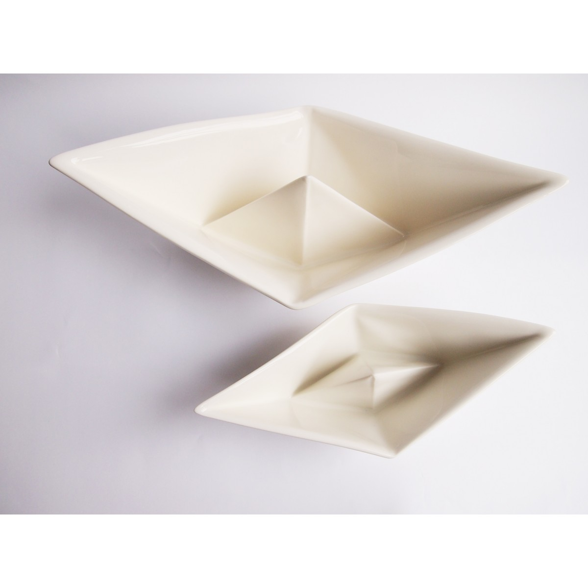 moij design Origami Schiffchen Schale 'bootje'