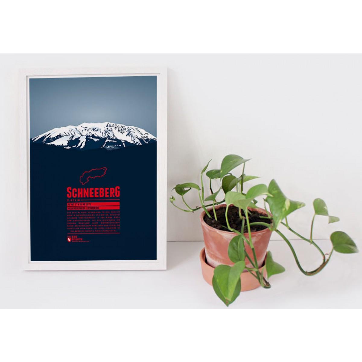 Schneeberg - Bergdruck