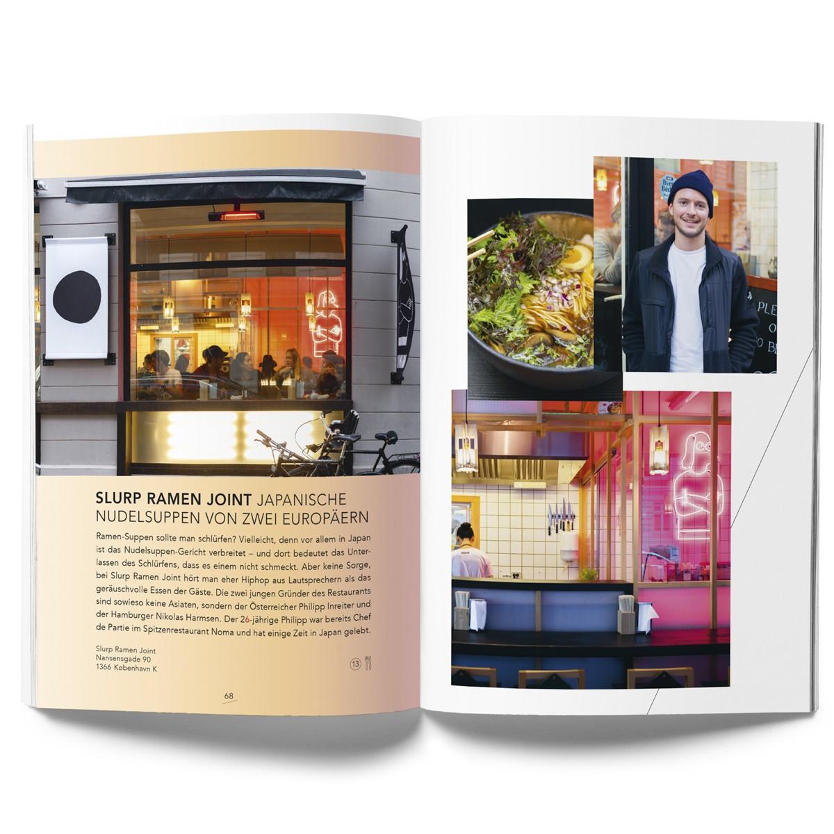 'Hallo Kopenhagen': neue nordische Küche, besondere Kaffeeorte und versteckte Highlights in ruhigen Seitenstraßen / Ankerwechsel Verlag