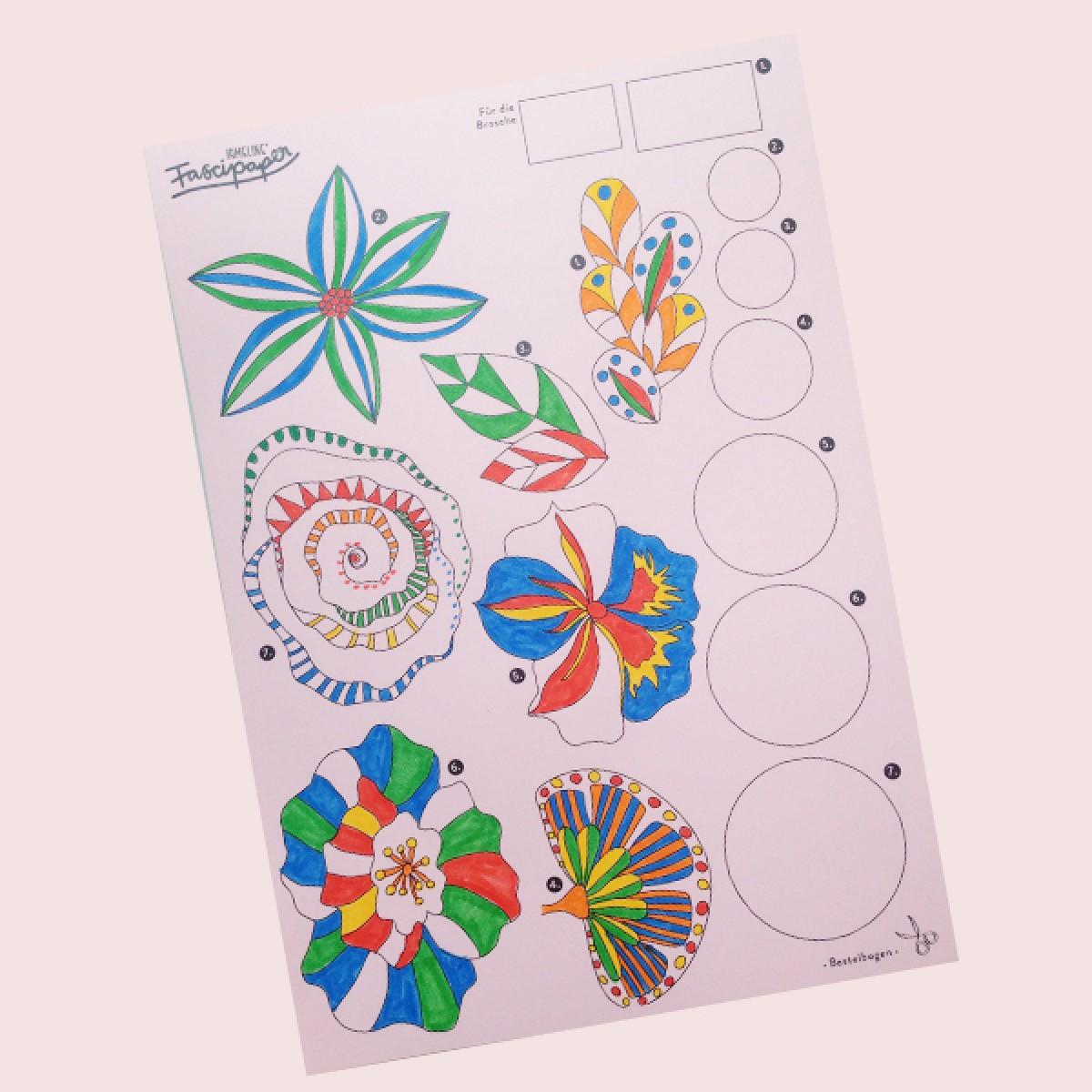 Fascipaper  Blume