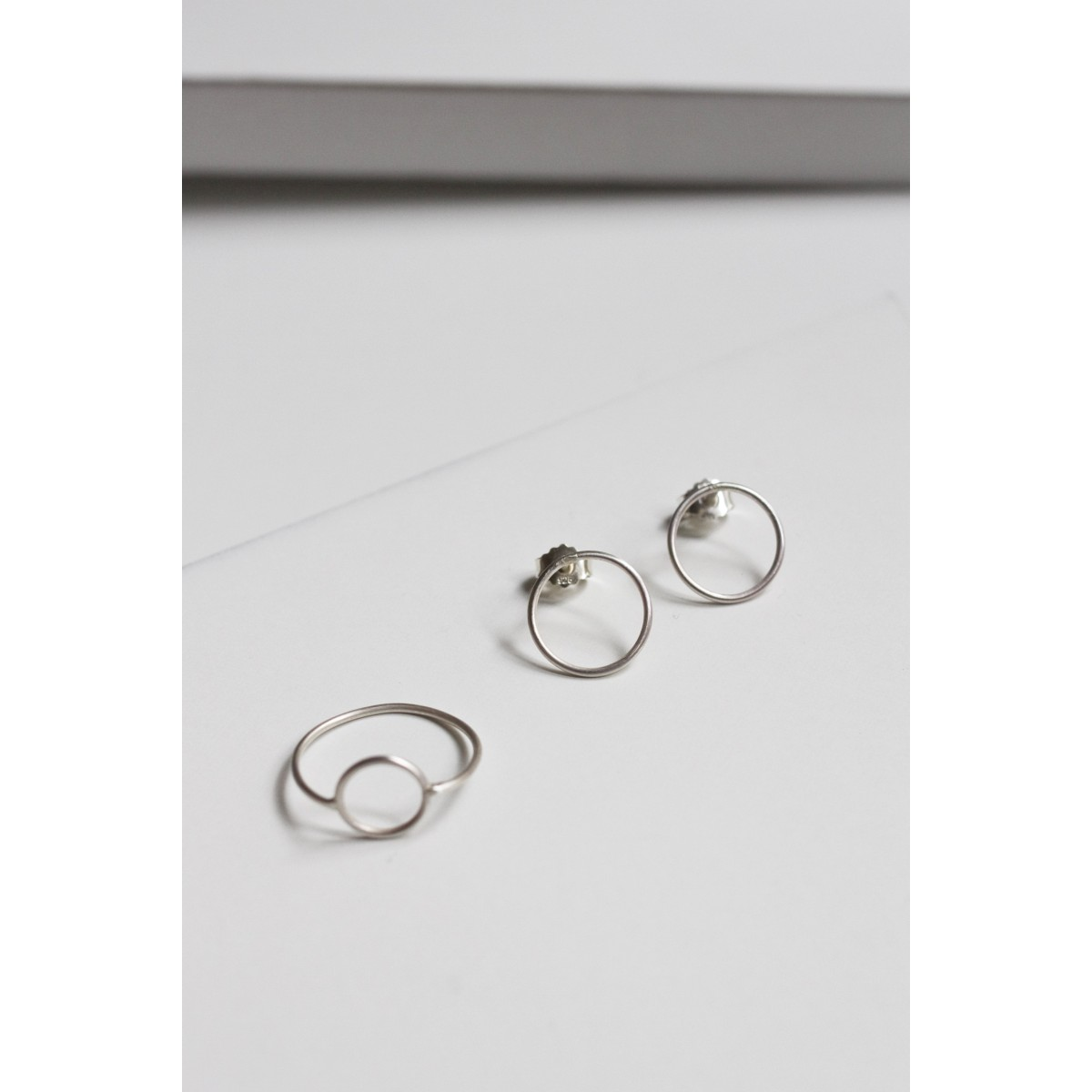 puur.jewellery Ohrring circle