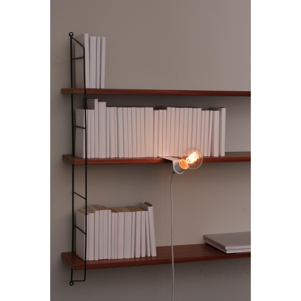 toshi SKIPPER Regalschiebeleuchte (weiß)