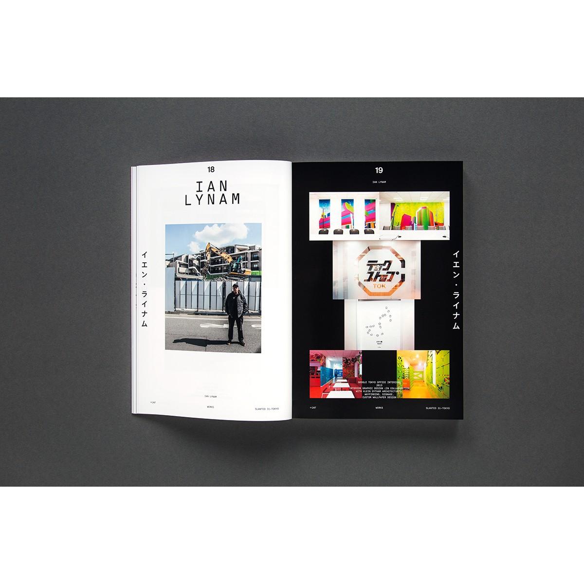 Slanted Magazine #31 – Tokyo