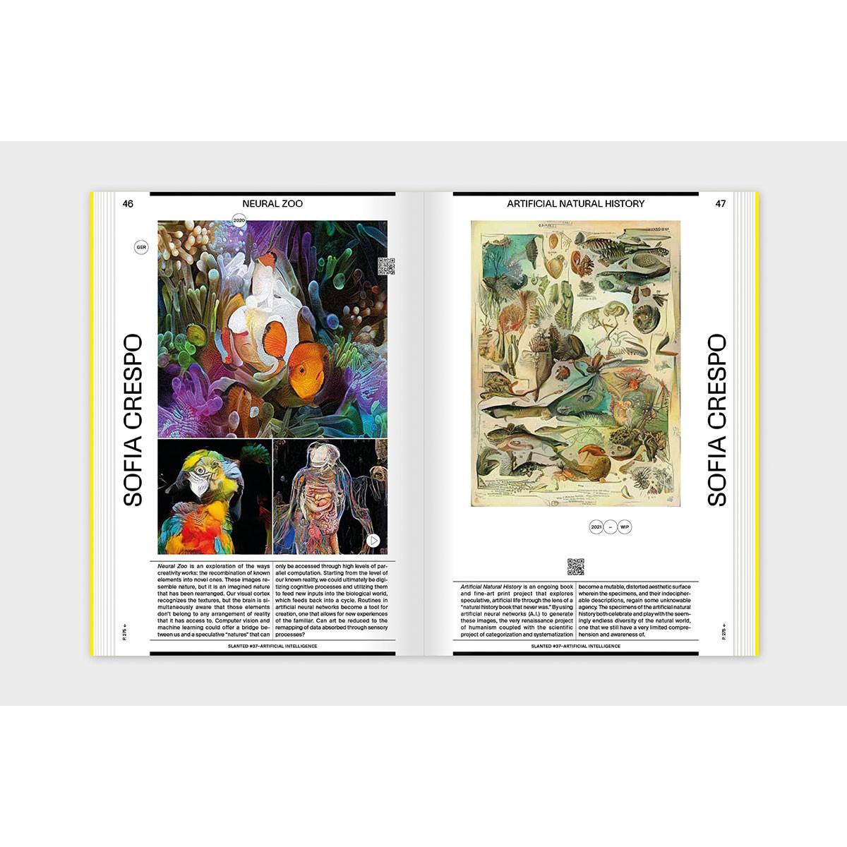 Slanted Magazine #37 – A.I.