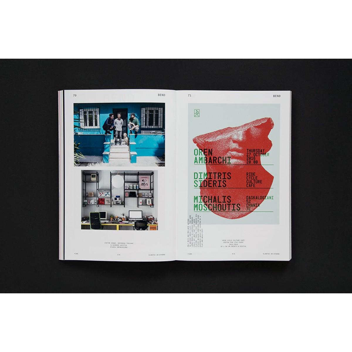 Slanted Magazine #30 – Athens