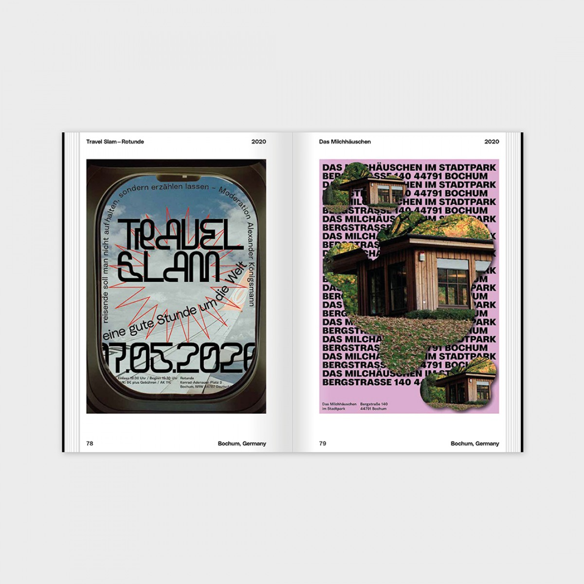 Breakout–100 Posters Book