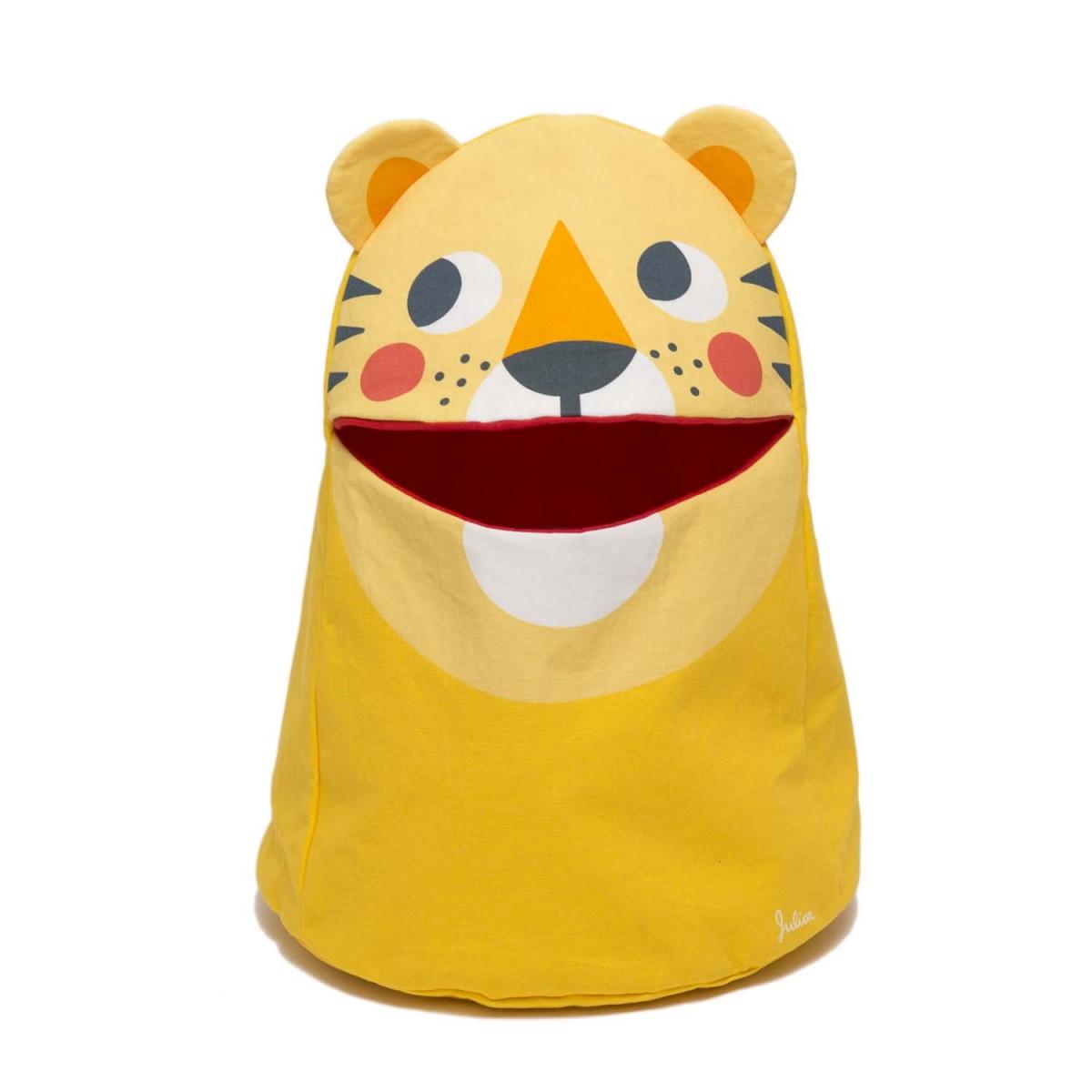 zookids Spielzeugtasche Tiger