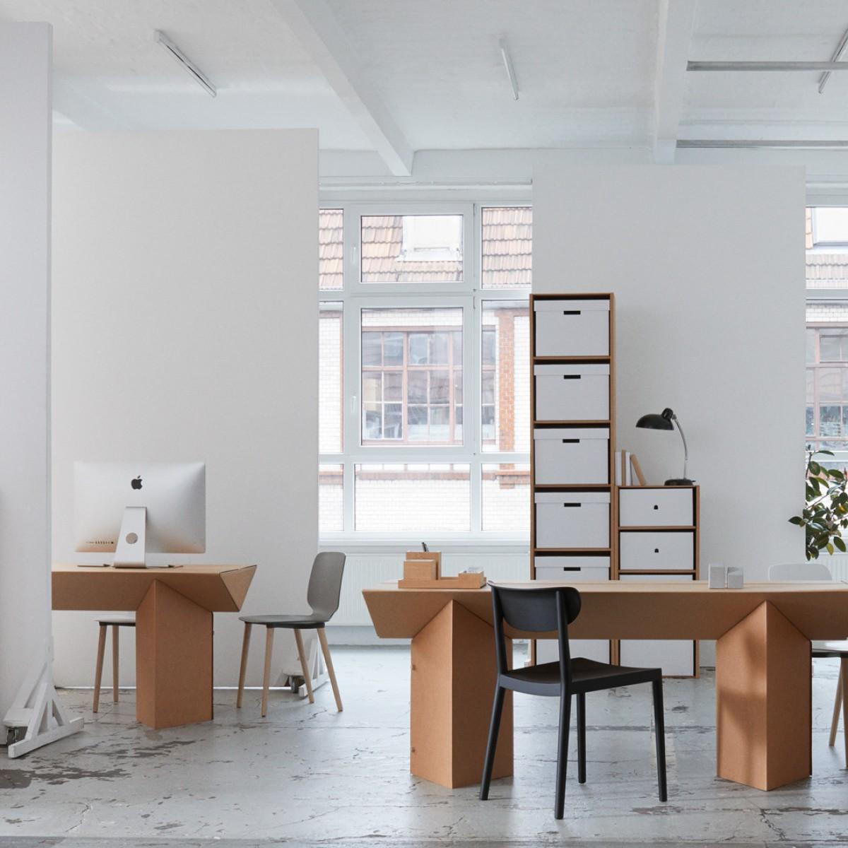 Stange Design Tisch Tabula Rasa