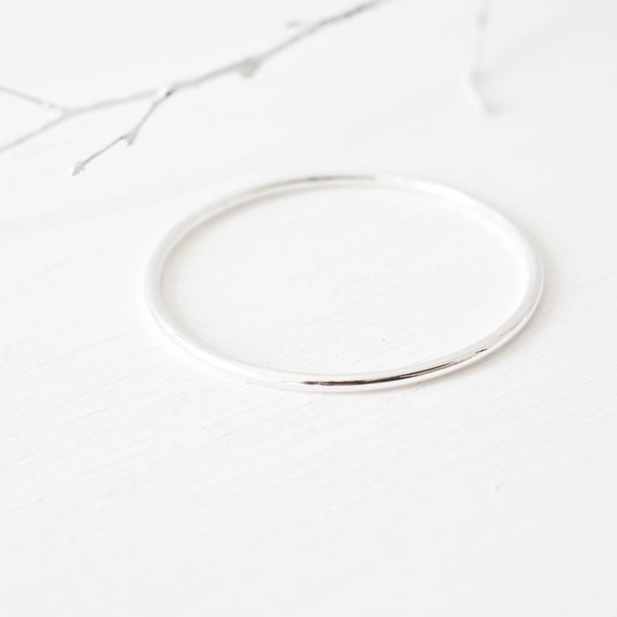 Oh Bracelet Berlin – Edler Armreif aus recyceltem 925er Sterlingsilber