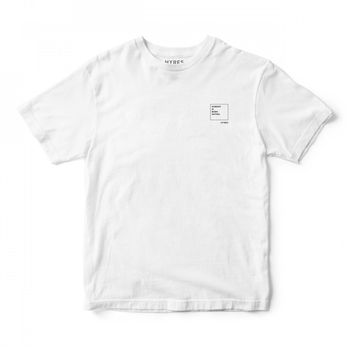 HYRES unisex T-Shirt No Hate