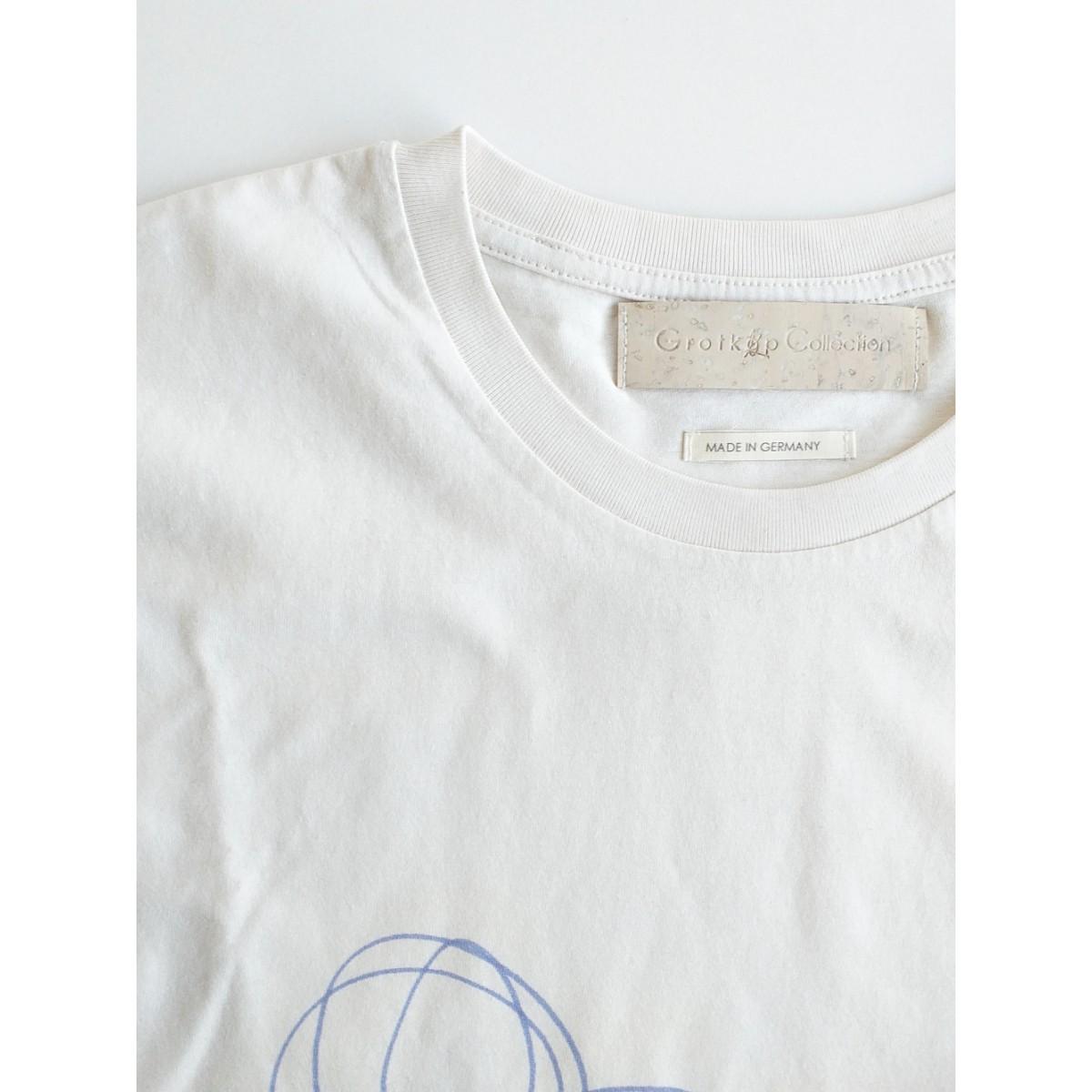 Grotkop Collection GrumpyBear T-Shirt, GOTS zertifiziert