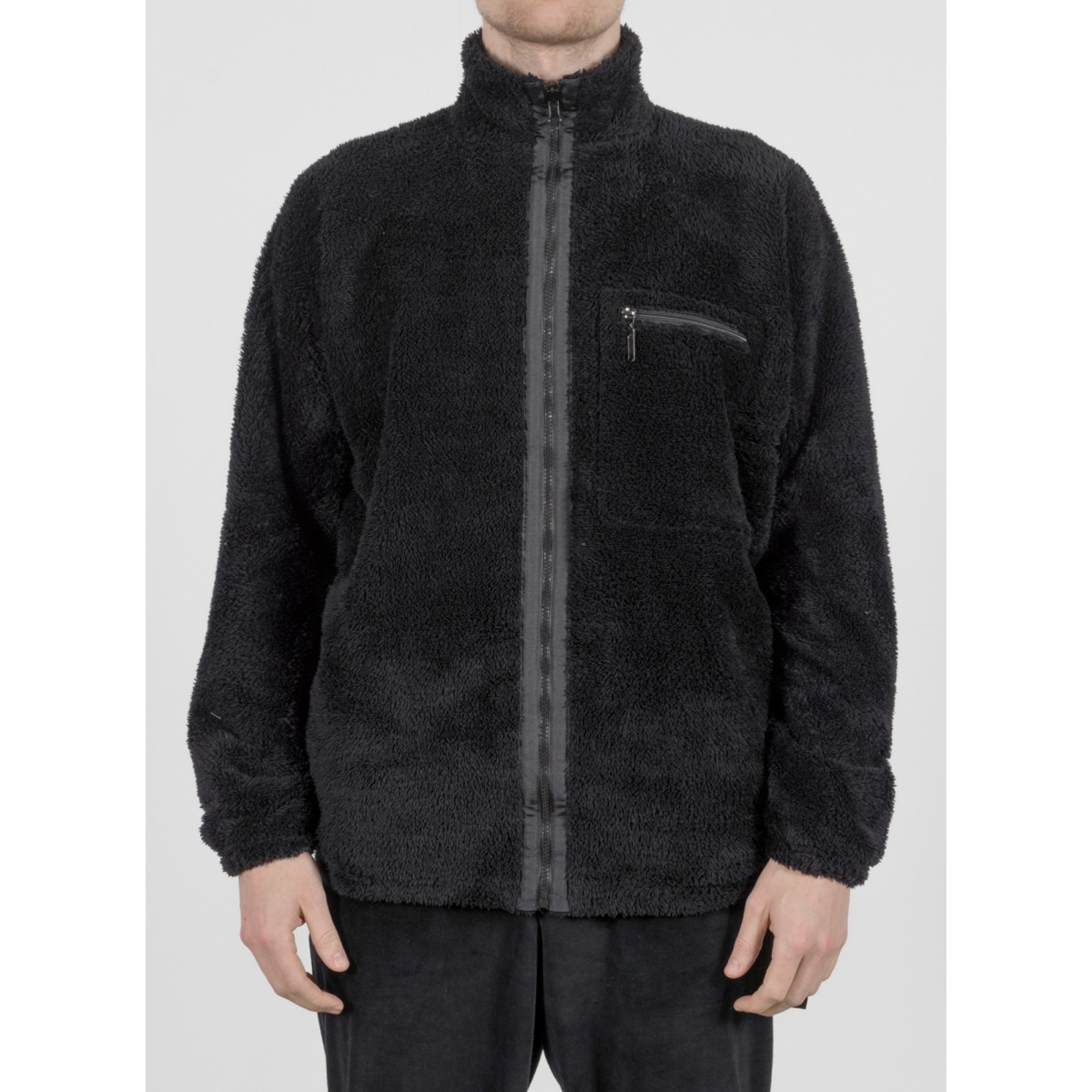 TRINITAS World Jacket Black