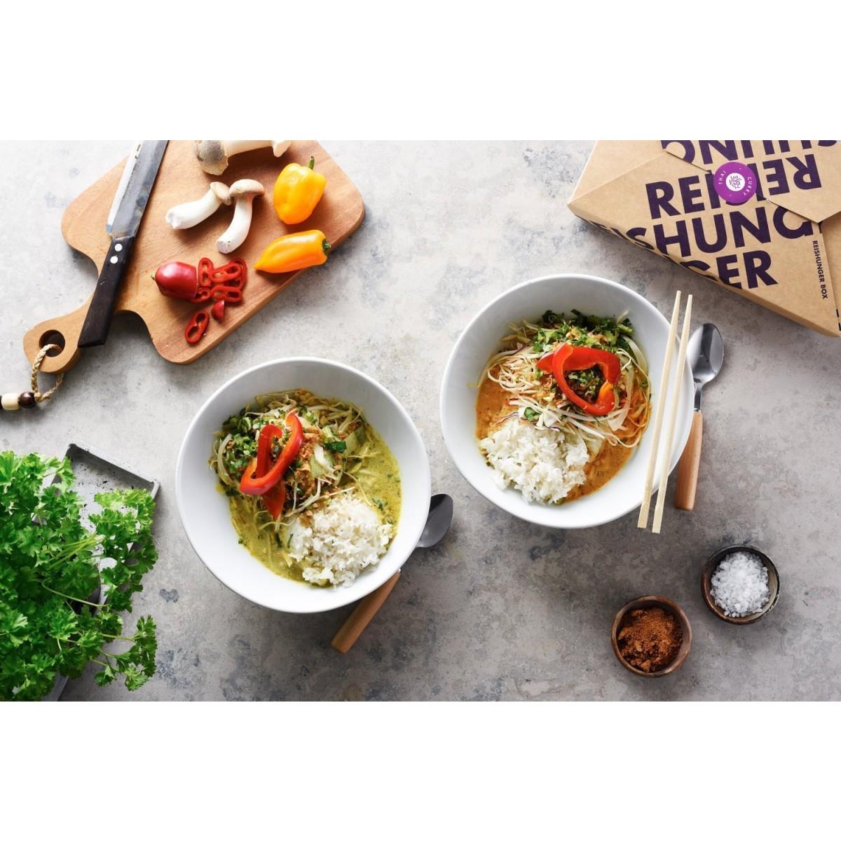 Reishunger Thai Curry Box