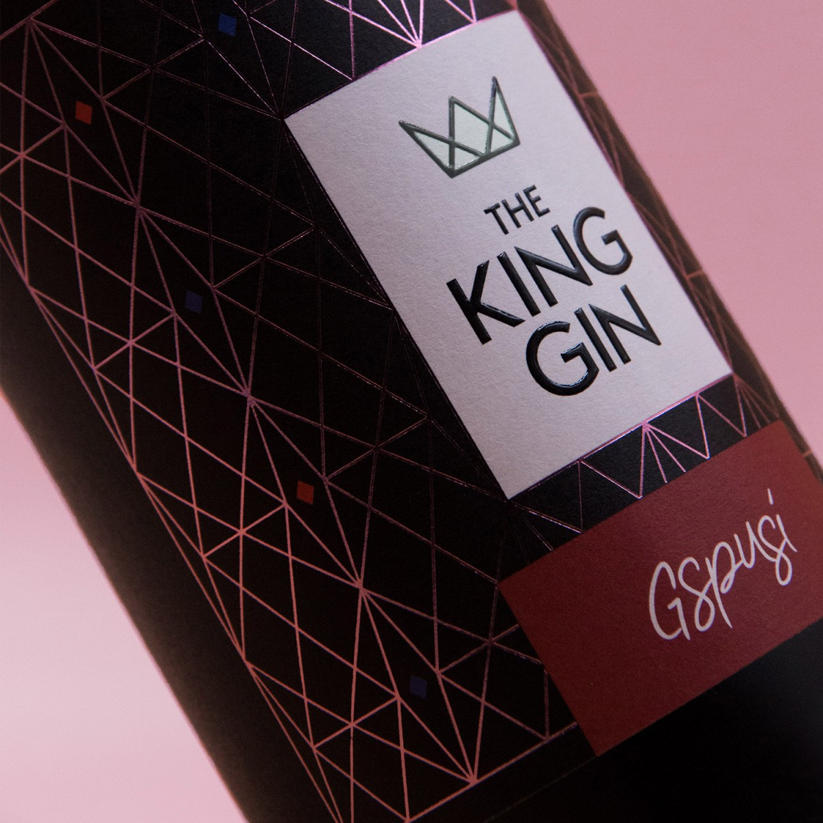 The King Gin – Gspusi