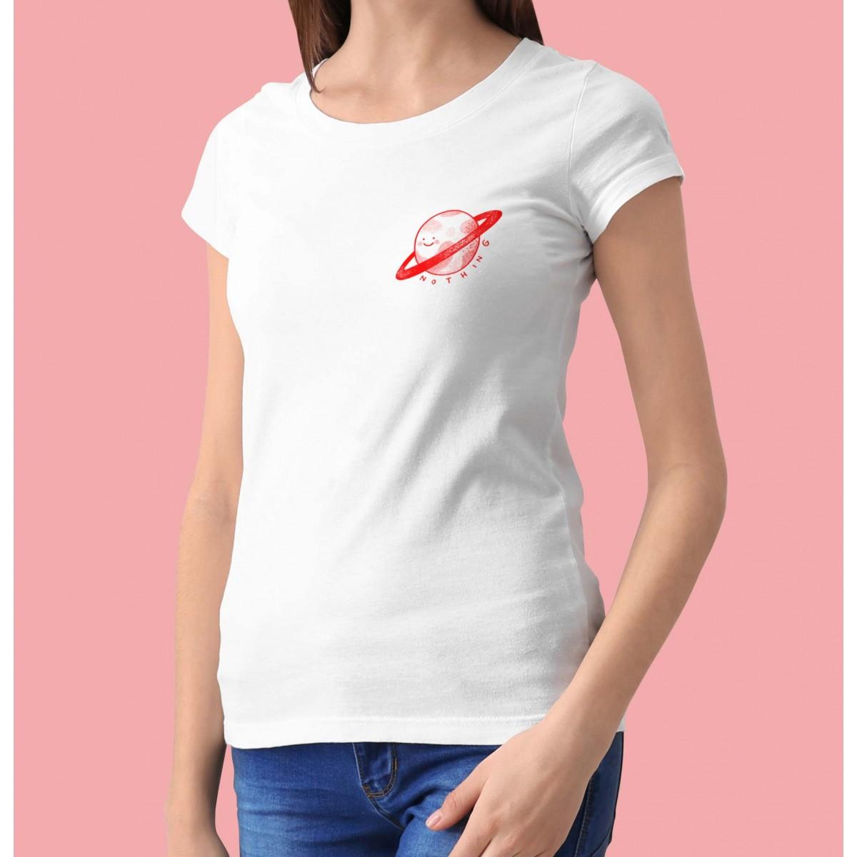 Martin Krusche - T-Shirt »The Wall« Frauen, Weiss