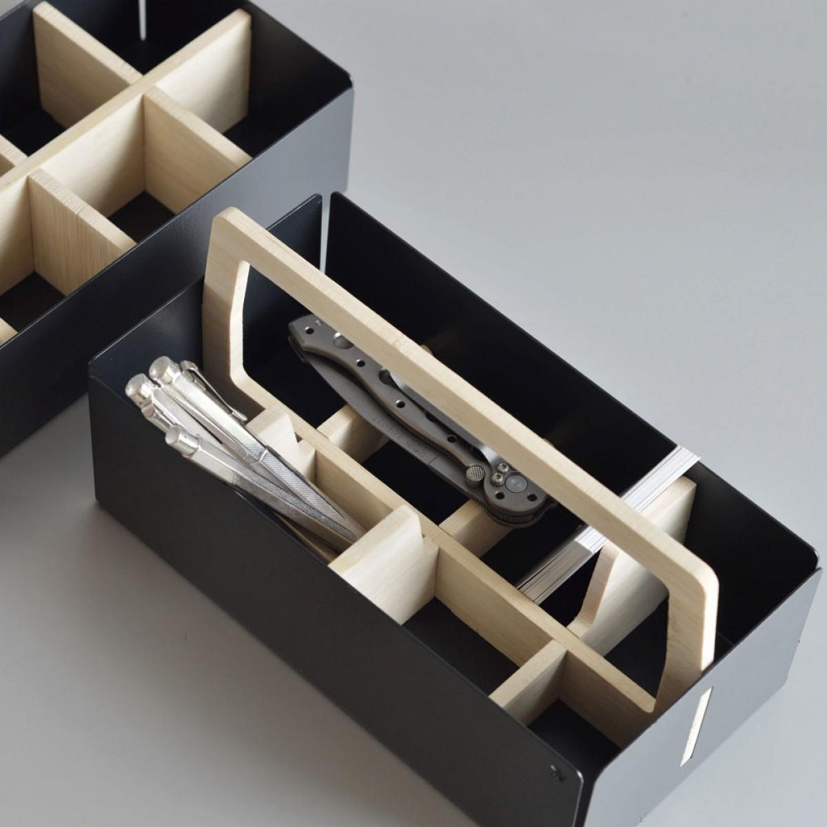 TOOLBOX | SCHREIBTISCH-ORGANIZER | Tim Plorin | Peppermint Products