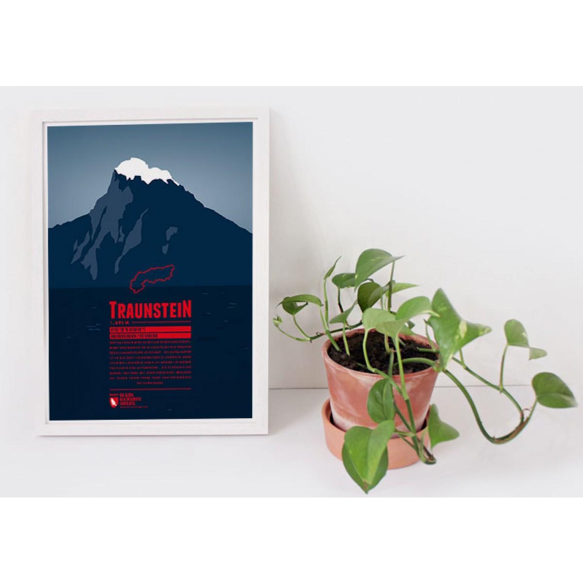 Traunstein - Bergdruck