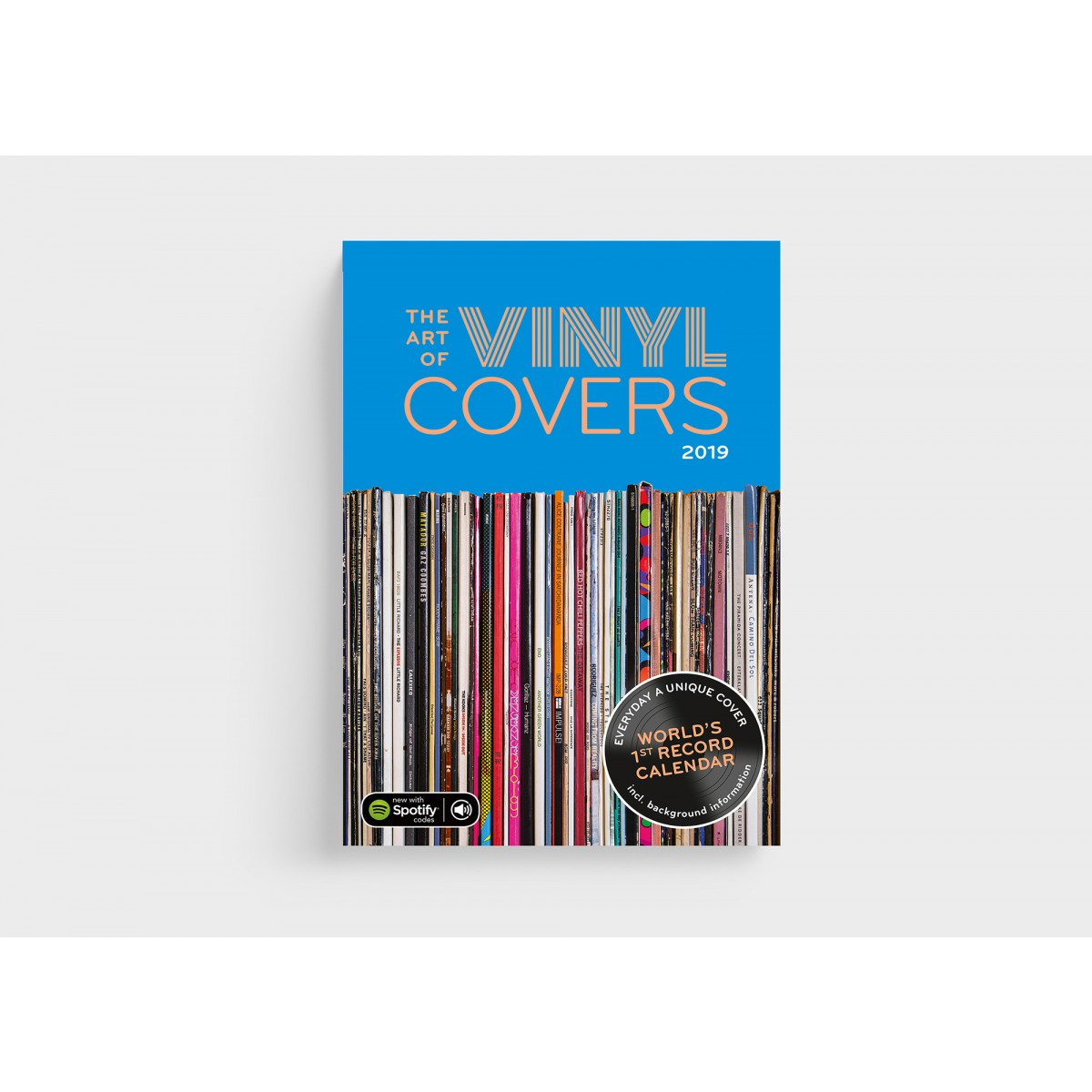 The Art of Vinyl Covers 2019