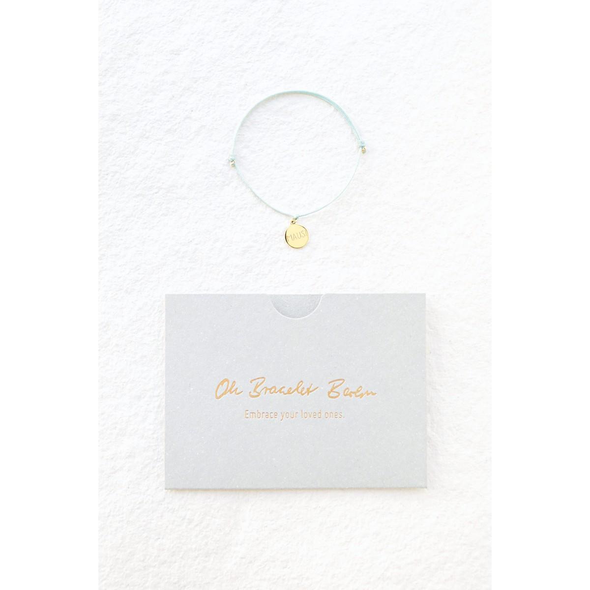 Oh Bracelet Berlin - Armband »Smile« Farbe Gold