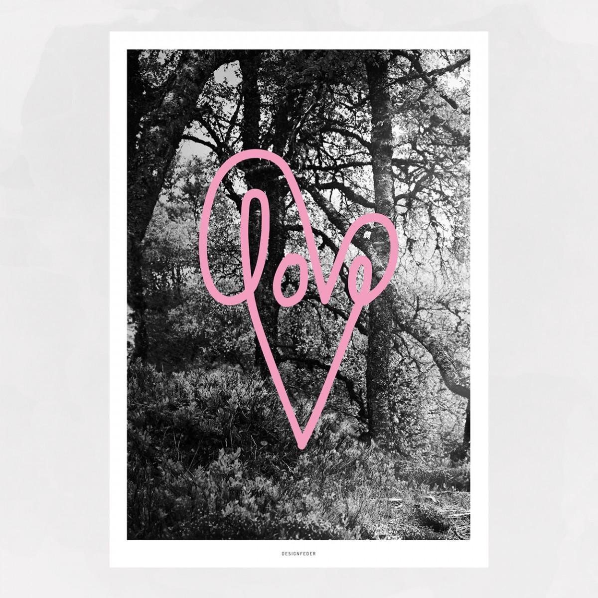 designfeder | Poster love