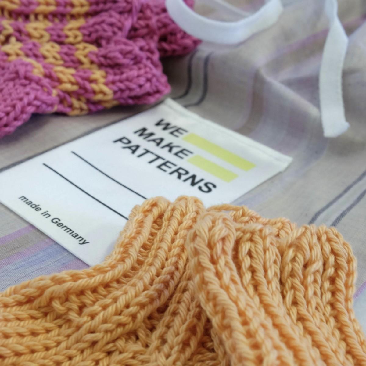 We Make Patterns - Baby Socks Set Rosé