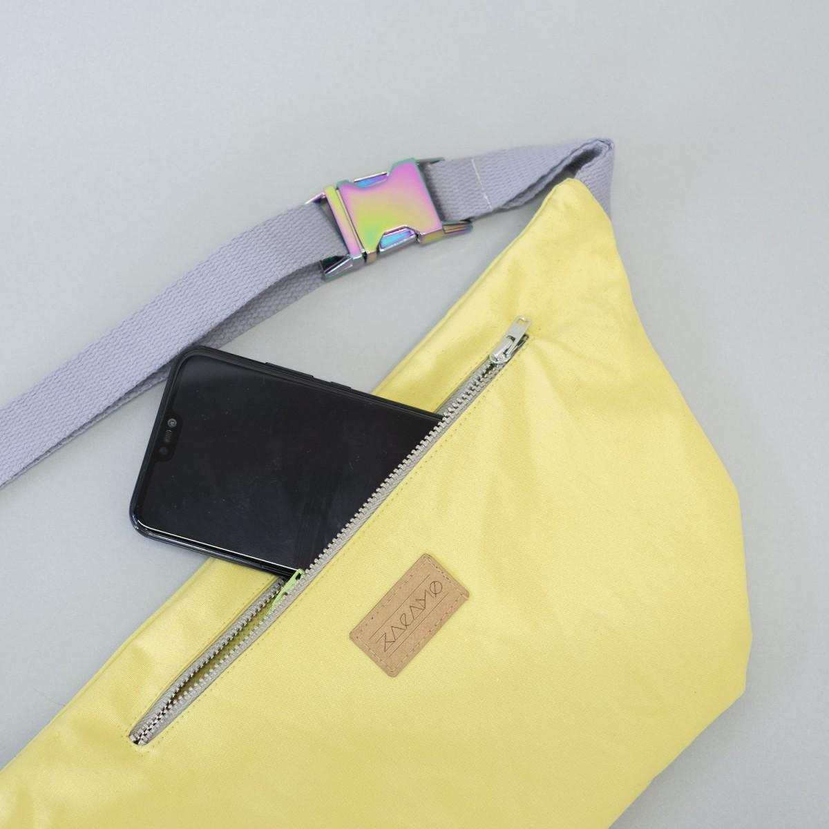 Bauchtasche • Ubangi • yellow •