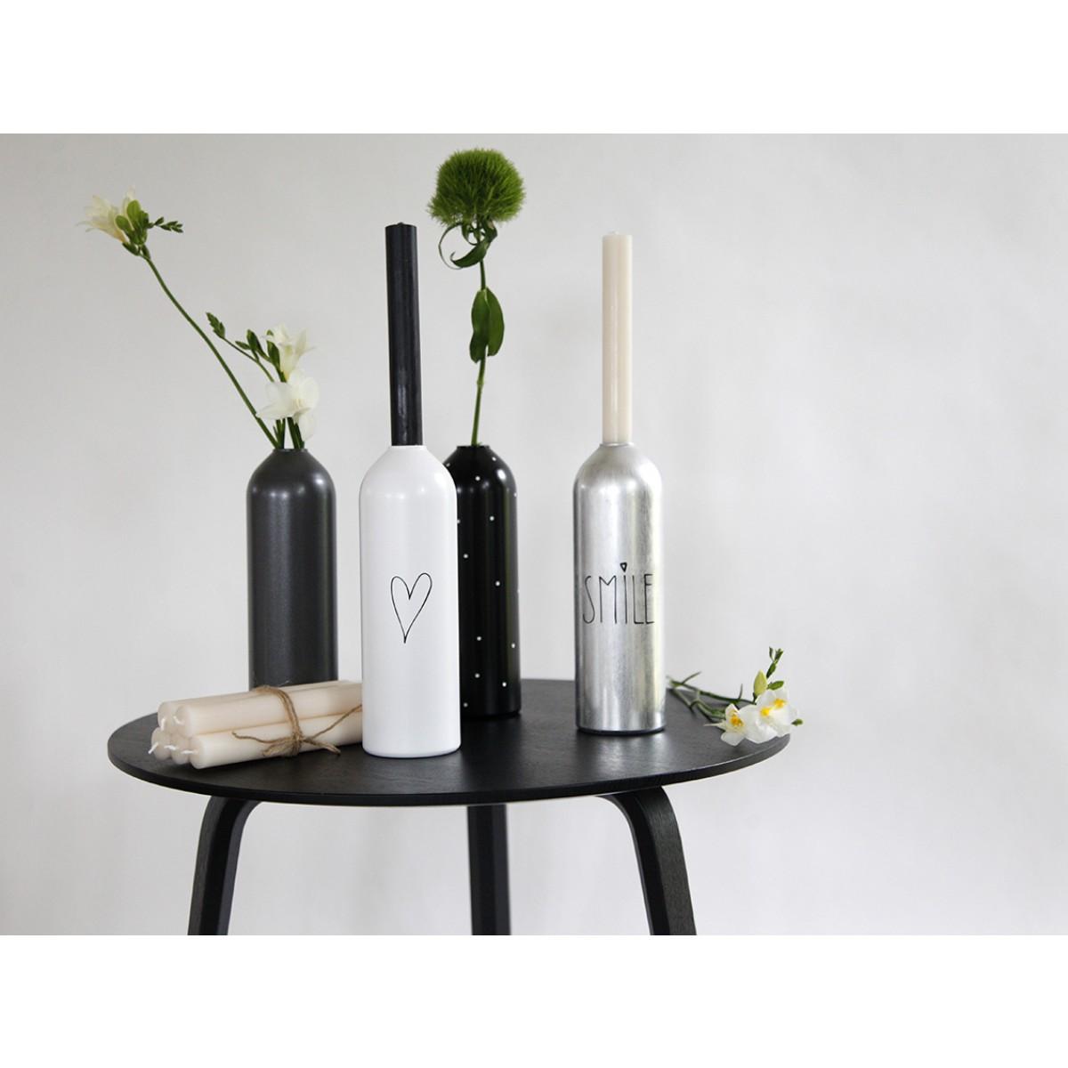 Kerzenhalter/Vase neutral