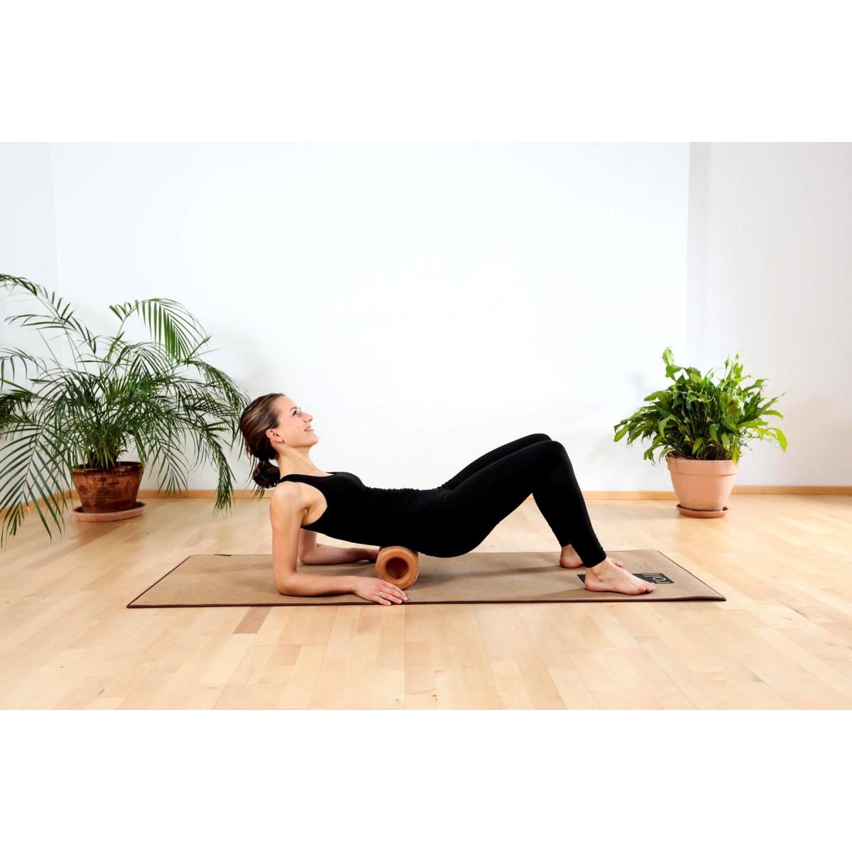 rollholz – großes Massage Set für punktuelle & flächige Behandlung