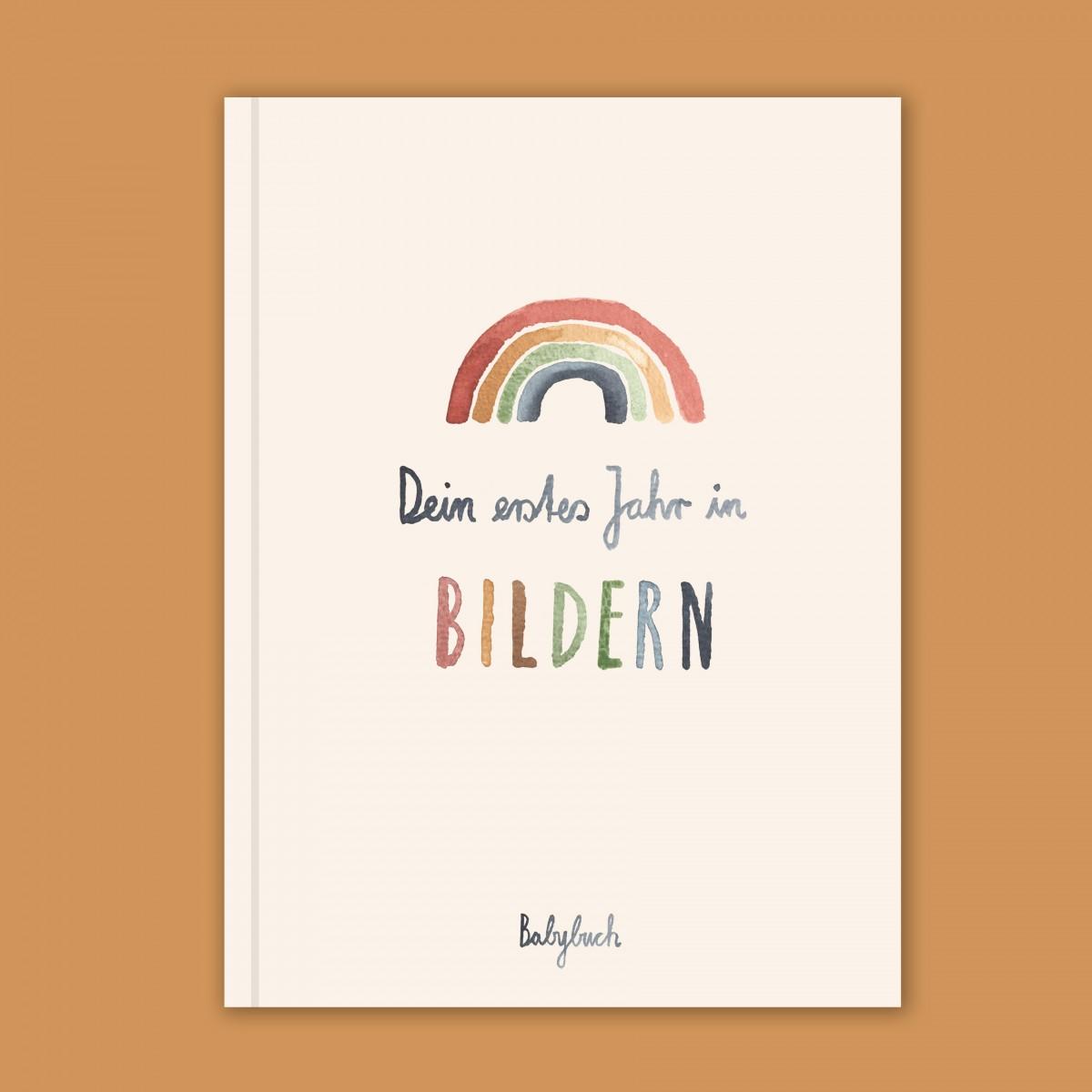 Babybuch - 1 Jahr in Bildern - Elliet