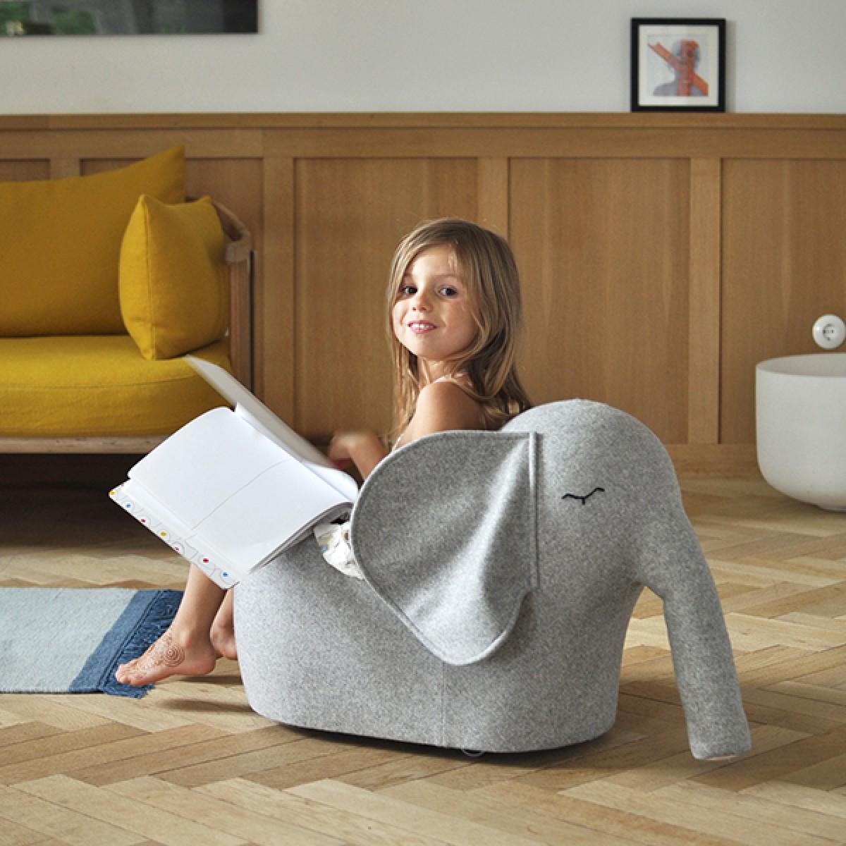 bou - der Roll-Elefant - bada&bou