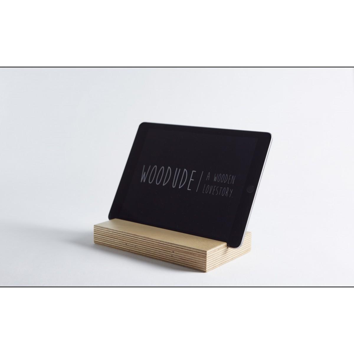 LASSE   iPad Halterung aus Holz
