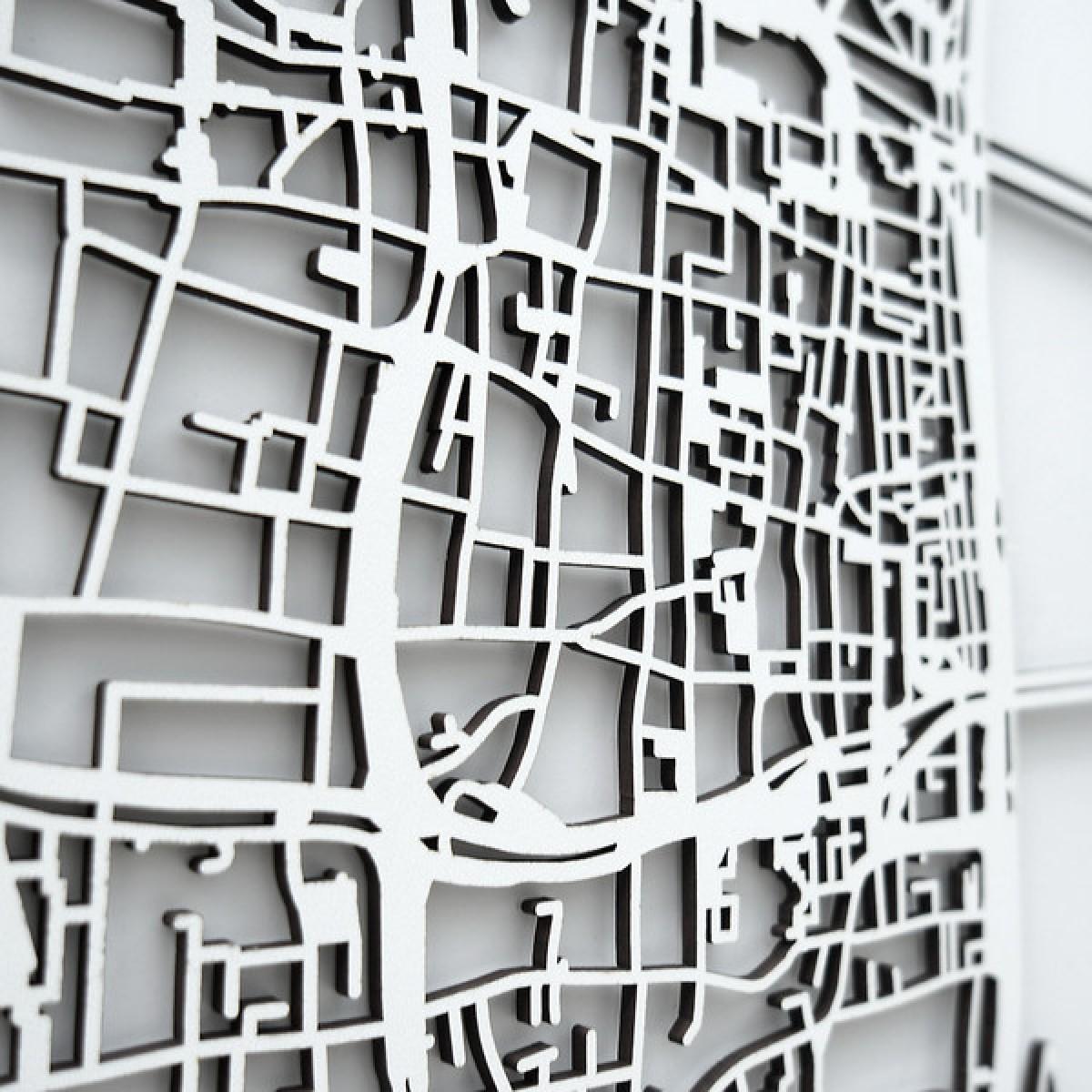 3d Stadtplan DRESDEN