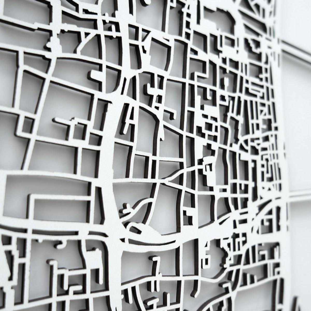 3d Stadtplan NEW YORK