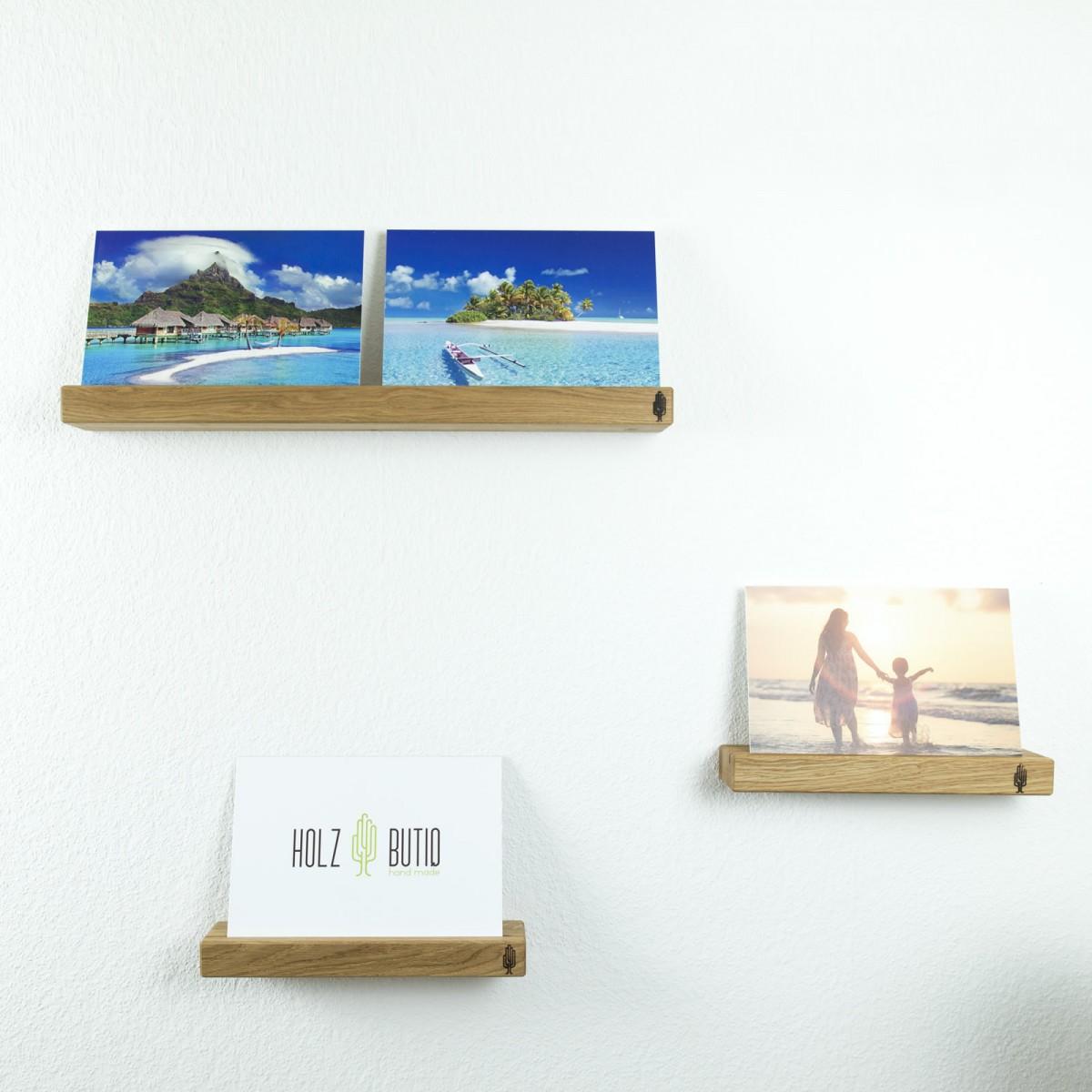Bilderhalter kadro granda aero, Bildhalterung Wand | Bildhalter aus Holz