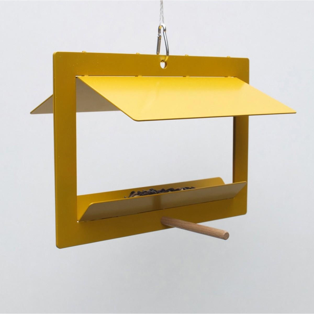 Olaf Riedel Vogelhaus - birdhouse DIN A4/natur