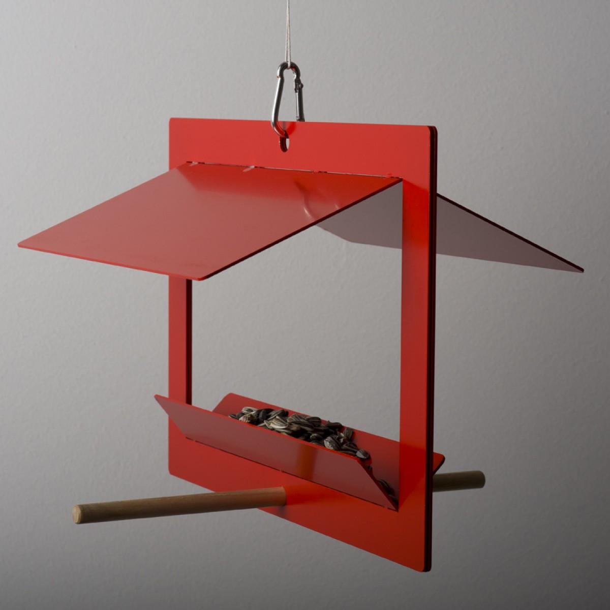 Vogelhaus - birdhouse DIN A4 -