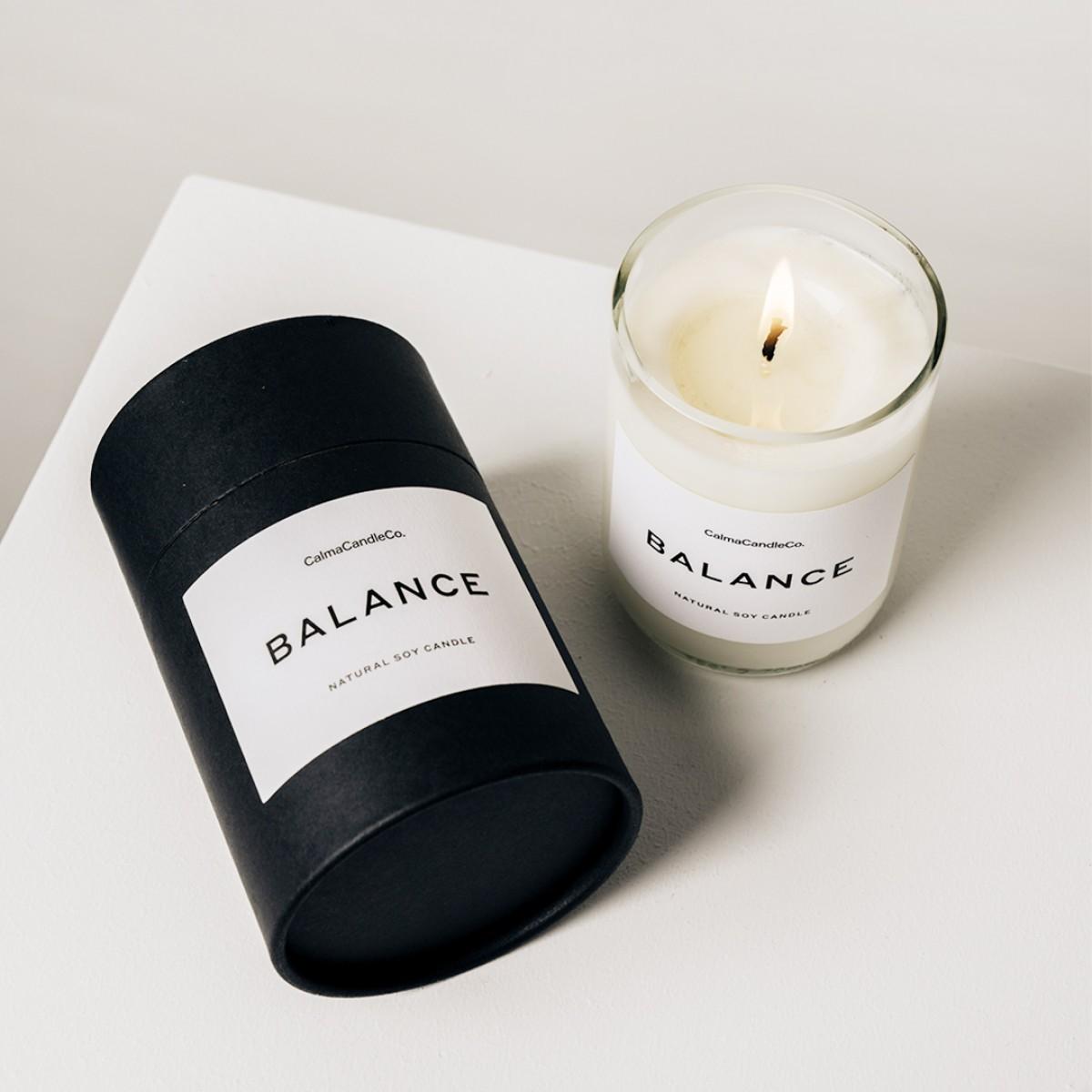 Calma Candle Co. Duftkerze Balance
