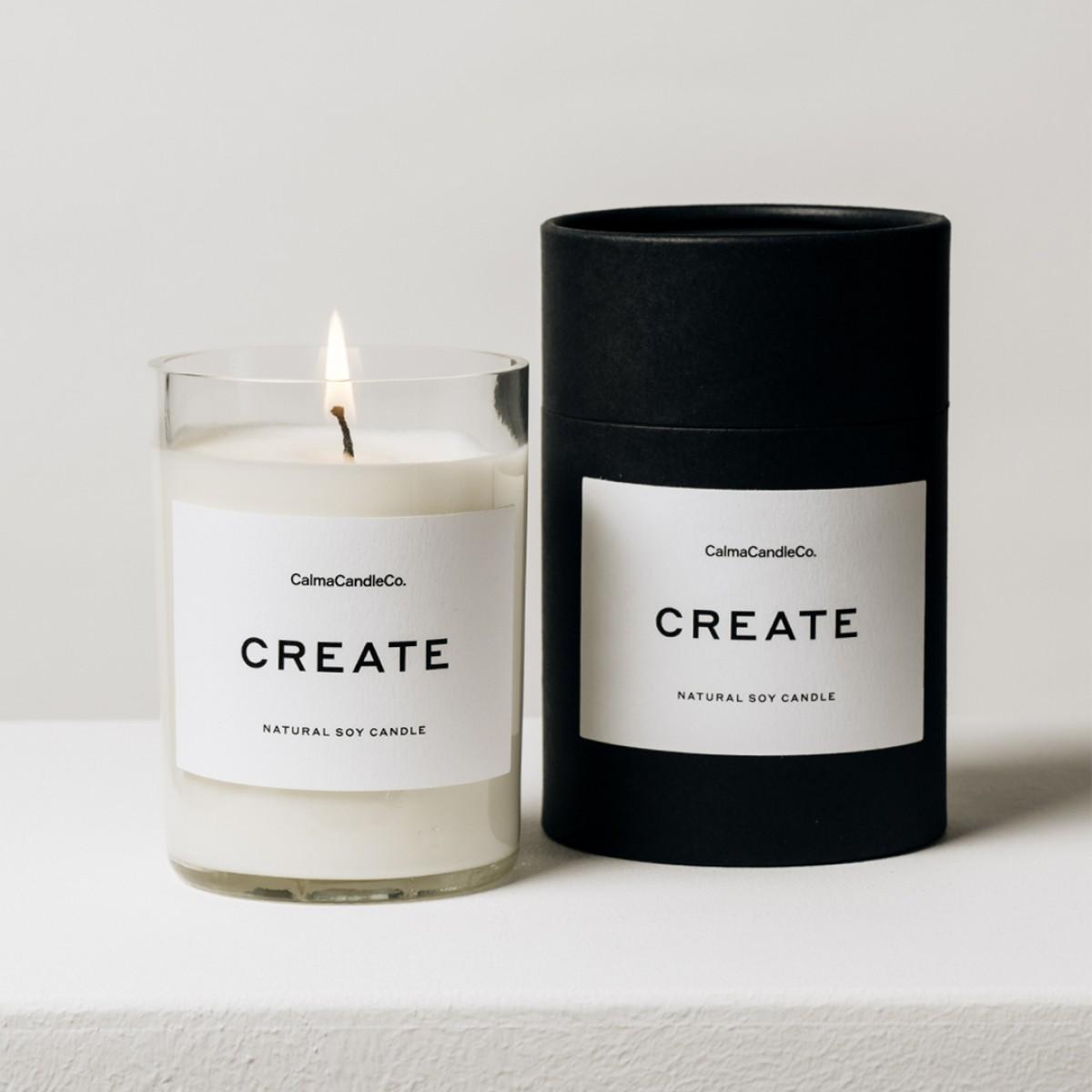 Calma Candle Co. Duftkerze Create