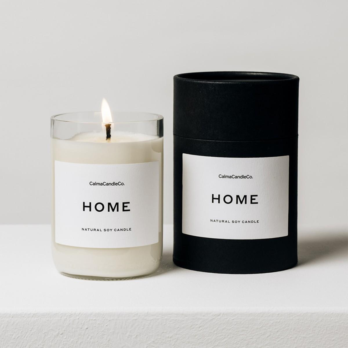 Calma Candle Co. Duftkerze Home