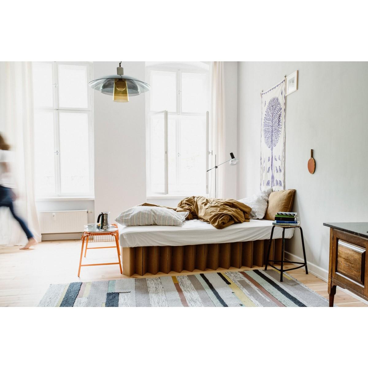 Bett 2.0 (natur) | ROOM IN A BOX