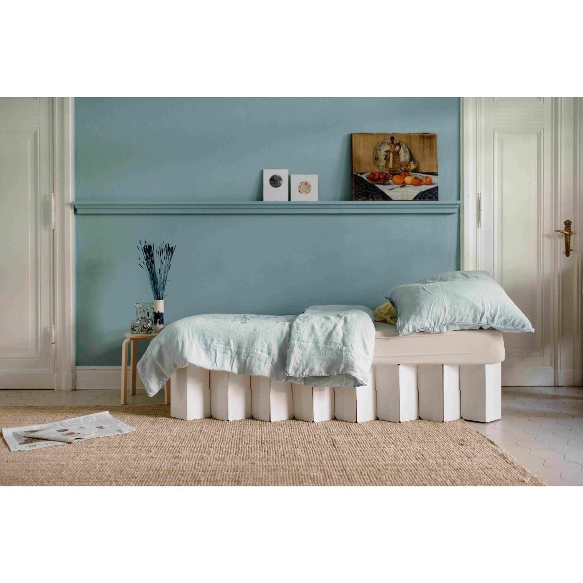 Bett 2.0 (weiß) | ROOM IN A BOX