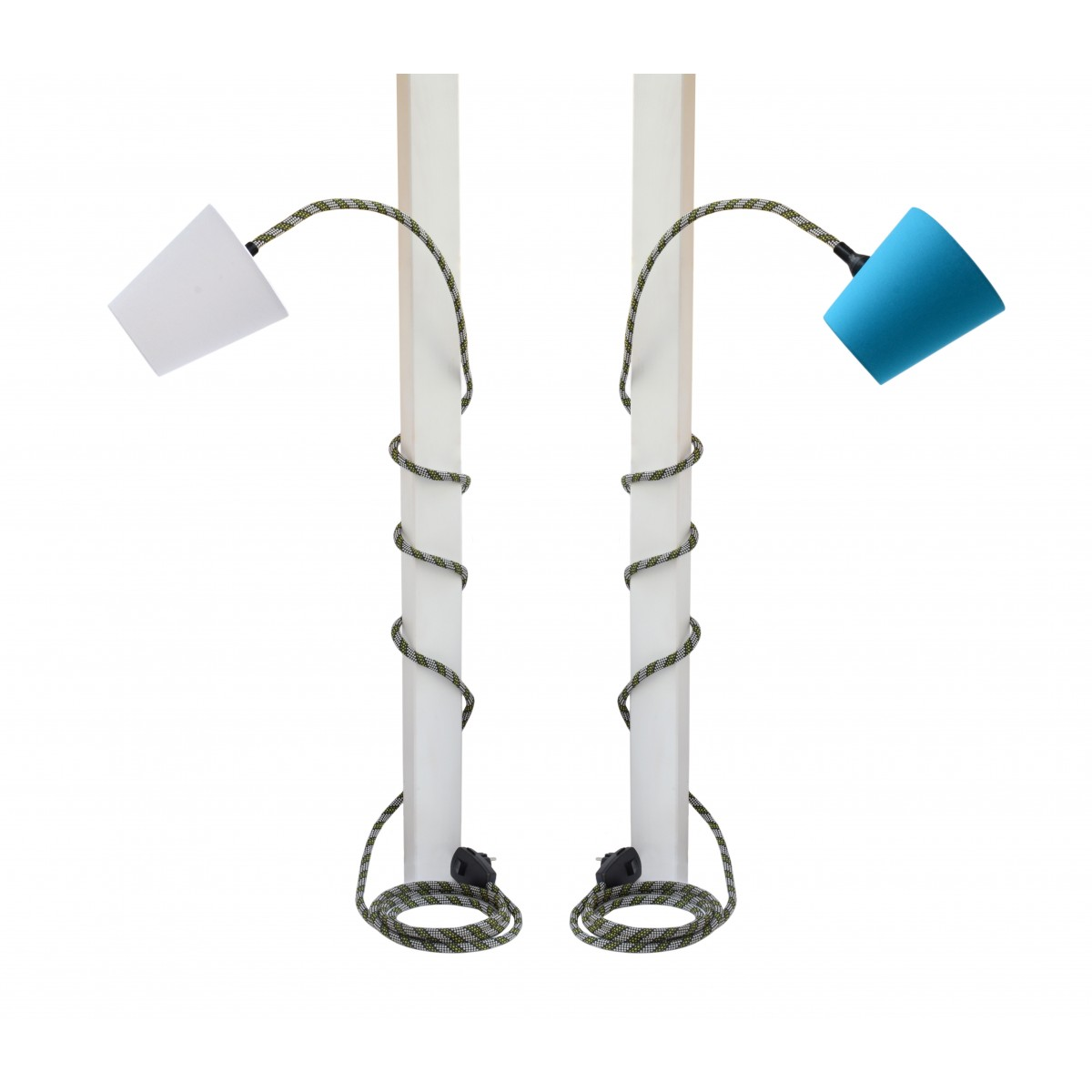 son of nils Climbing Lamp (cobra / weiss)