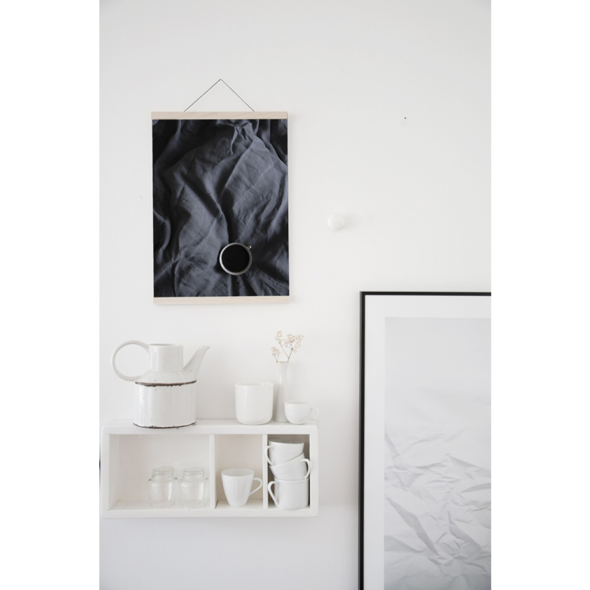 Coffee Time in BED - ME&YOU - A3, A1 or 50x70 Artprint - Poster - ECO