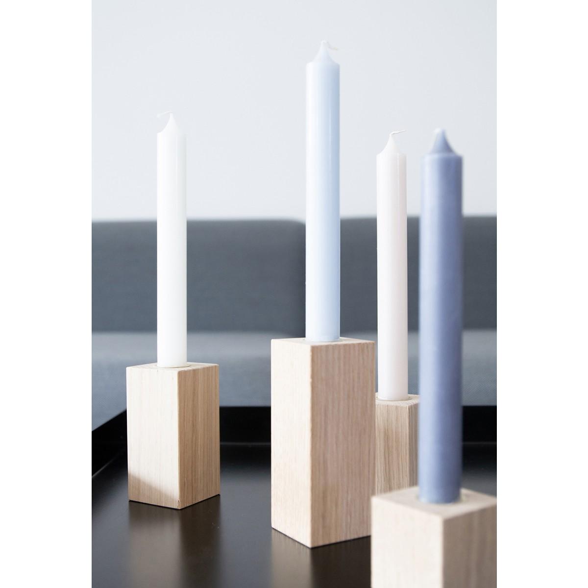 Daheim Sein – Kerzenblock