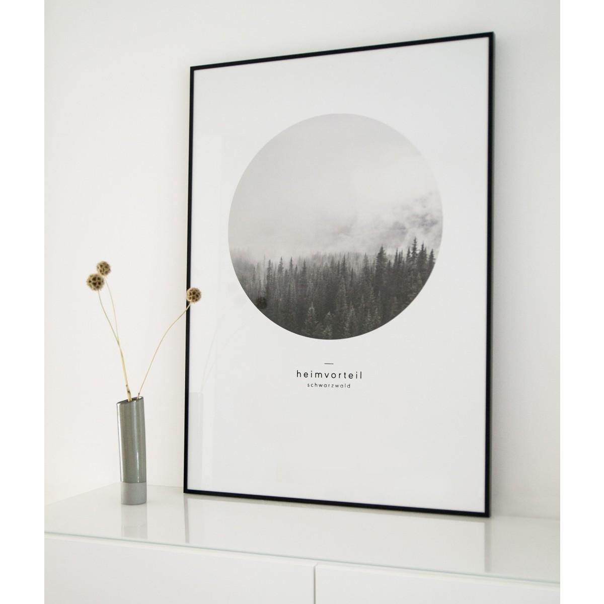 Daheim Sein – Poster Heimvorteil